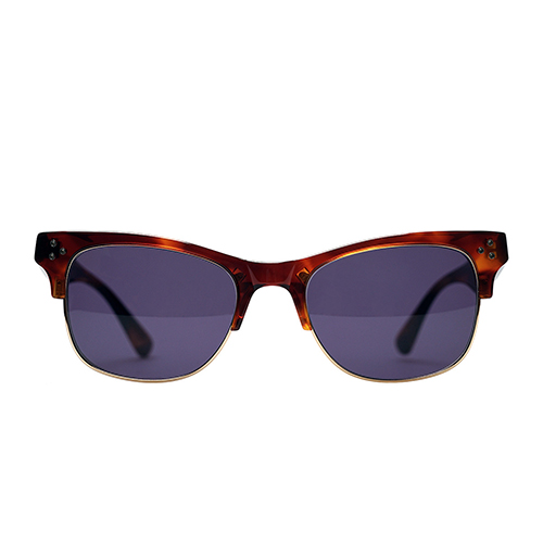 Slash - 01 (Reddish Brown) Sunglasses