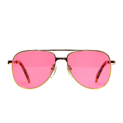 Emile Ajar - 02 Tint Sunglasses(Red)