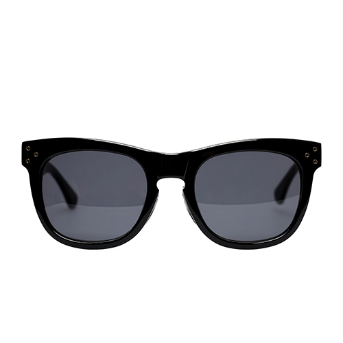 Clark - 01 Sunglasses (Smoke Black)