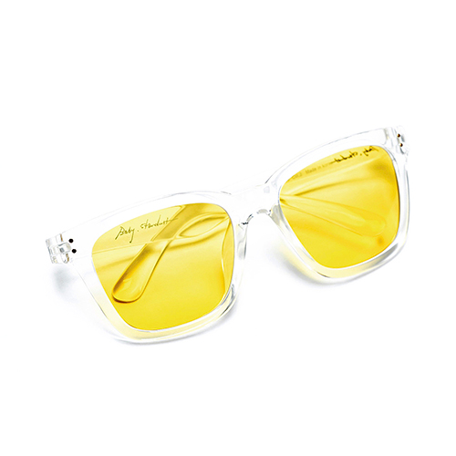 Paranoid - 02 Yellow tint Sunglasses