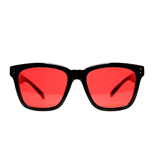 Paranoid - 01 Red tint Sunglasses