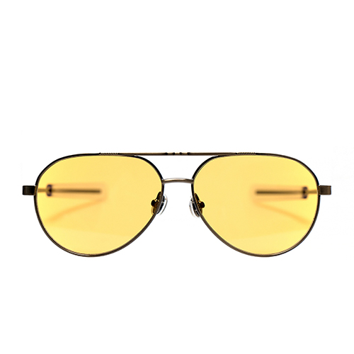 WARDADDY - 03 Sunglasses(Yellow Tint)