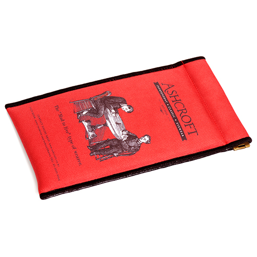ASHCROFT RED POUCH