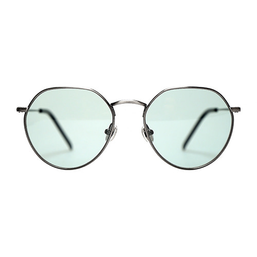 VICIOUS - 02 Sunglasses(Aqua Green Tint Lens)