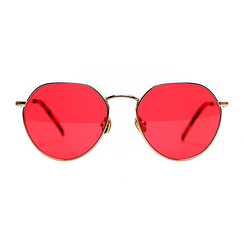 VICIOUS - 03 Sunglasses(Red Tint Lens)