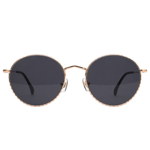 Holden Caulfield 51(Bambu) - Peach Gold(Smoke Black Lens)