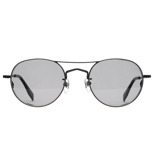 HENRY CHINASKI 2019 Upgrade version - Rustic Gray(Gray Tint Sunglasses)