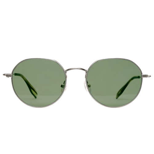 HUGE - White Gold Sunglasses(G15 Lens)