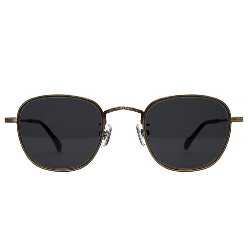 Akutagawa 2019 - Rustic(Smoke Black Sunglasses)
