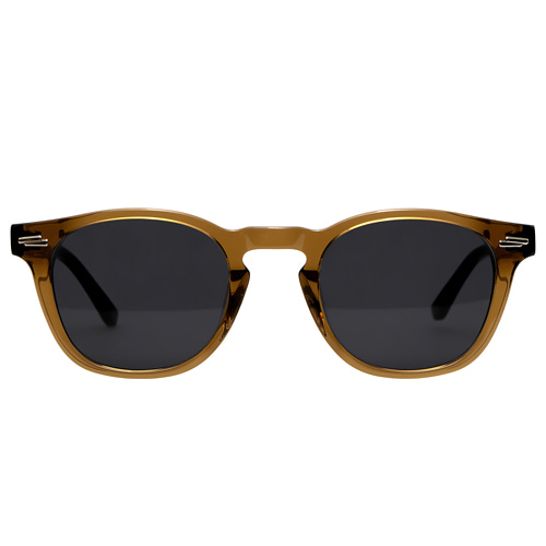 Ginsberg 48 2019 - Smoke Brown Sunglasses(Smoke Black Lens)